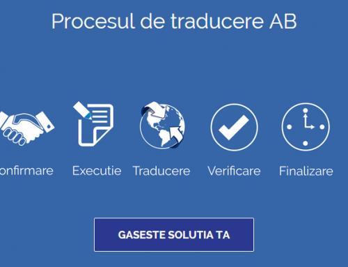 Procesul de Traducere